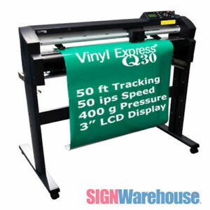 30 Ve Q30 Cutter Signwarehouse Exclusive Plotter Made By World class Mfg