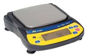 Digital Compact Bench Scale 2100g Capacity A d Weighing Ej 2000