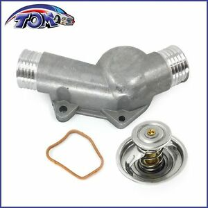 Brand New Thermostat Upgraded Housing Kit For Bmw Z3 E36 E34 11531722531