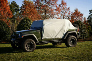 Truck Cab Top Cover Weather Lite Cab Cover 07 16 Jeep Wrangler Jku Fits Wrangler