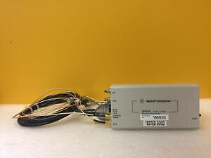 Agilent Hp N4484a 0 3 To 6 Ghz For N4483a Mismatch Noise Source Cables