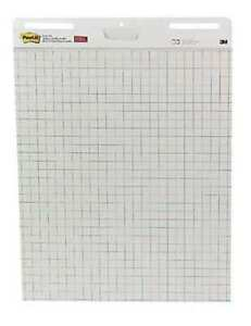 Post it 560 Easel Pad 30 X 25in white pk2
