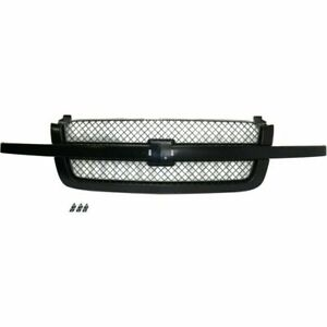 New Grille For Chevrolet Silverado 1500 Classic 2007 2007 Gm1200557