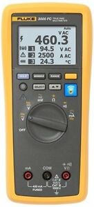Fluke Connect Wireless Digital Multimeter Capacitor Volt Meter Analyzer Tester