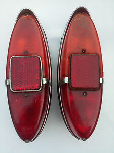 Tail Lights Fiat Oldtimer