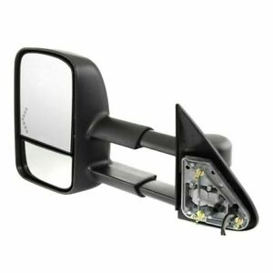 New Gm1320355 Left Driver Side Mirror For Chevy Silverado Gmc Sierra 2003 2007