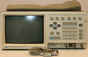 Agilent hp 54201a Digitizing Oscilloscope 300mhz 2