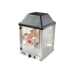 Apw Wyott Dwci 14 Self serve Countertop Display Warming Cabinet