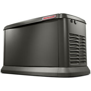 Honeywell trade 9 Kw Air cooled Aluminum Home Standby Generator