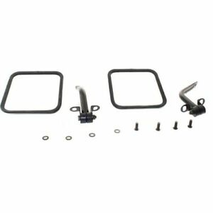 New Mirror For Jeep Wrangler 1987 1995