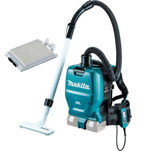Makita Xcv05z 18v X2 36v Lxt Li ion Brushless Hepa Backpack Vac tool Only New