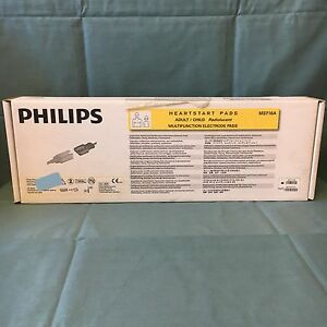 Philips Heartstart Pads Adult child Multifunction Electrode Pads Ref M3716a