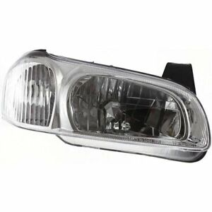 New Headlight For Nissan Maxima 2000 2001 Ni2503132