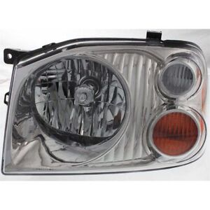 New Headlight For Nissan Frontier 2001 2004 Ni2502131
