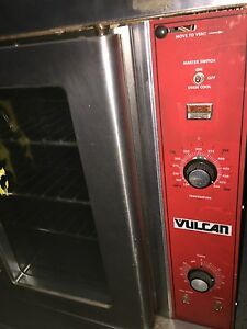 Vulcan Brand New Industrial Electrical Oven