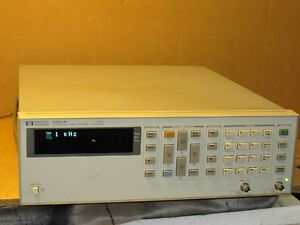 Hp 3324a Function Sweep Generator