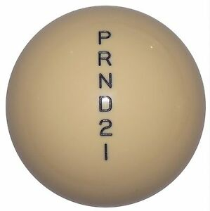 Vintage Ivory Automatic Shift Pattern D21 Knob 7 16 14 Thread U S Mad