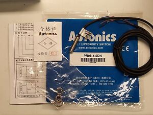 Pr08 1 5dn Proximity Switch For Cnc Thc Plasma Torch Height Actuators
