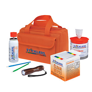 Sticklers Mcc fk03 Fiber Optic Cleaning Kit