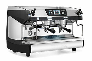 Simonelli Aurelia Ii 2 group Programmable Competition T3 Espresso Machine