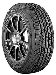 Mastercraft Srt Touring 185 70r14 88t Bsw 4 Tires