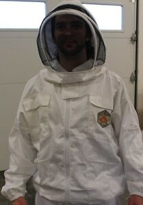 Beekeeping Jacket With Domed Hood veil Was 59 95