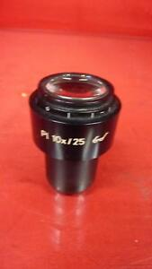 Zeiss Pl 10x 25 Eye Piece