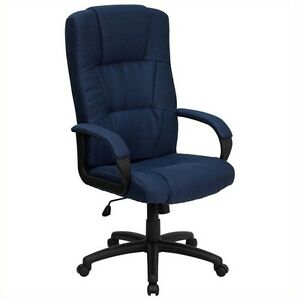 Flash Furniture High Back Office Chair Executive Chairs In Navy