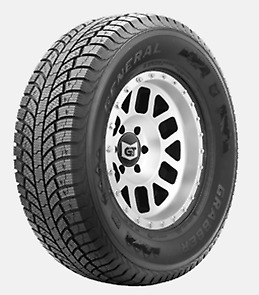 General Grabber Arctic 245 65r17xl 111t Bsw 4 Tires