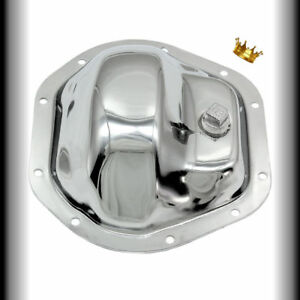 Chrome Dana 44 Rear End Cover Fits Dana 44 Differential Jeep Chevy Dodge