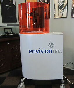 Envisiontec 3d Printer Pii Perfactory P4