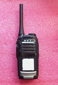 Titan Radio Tr200 U Two Way Radio Tr200 U 2 450 470mhz