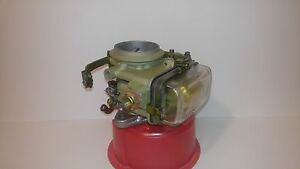 Holley 1904 1bbl Glass Bowl Carburetor 1952 1957 Ford 215 223 Inline 6