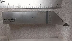 Stf Precision 40243 Lathe Cut off Machinist Tool 15 16 Square Shank