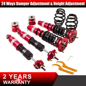 24 Ways Damper Coilovers For Bmw 3 Series E46 Shock Absorbers Struts 2001 2005