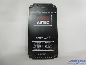 Astec Am80a 300l 050f40 Ampss Power Module