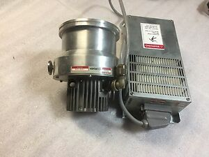 Varian Turbo V250 969 9007 With Pump Controller