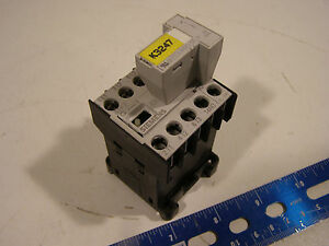 Siemens 3tf2010 0bb4 Contactor 16a 24vdc Coil 60 Day Warranty Free Shipping
