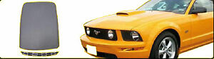 Painted Abs Plastic Hood Scoop For A 2005 2009 Ford Mustang Factory Style