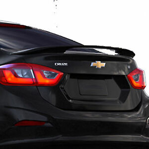 Painted Factory Style Rear Wing Spoiler For A Chevrolet Cruze 2016 2019