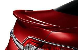 Painted To Match Ford Taurus Factory Style Rear Wing Spoiler 2010 2012