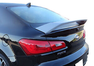 Painted Rear Wing Spoiler For A Kia Forte Cerato Coupe Koup 2 door 2014 2017