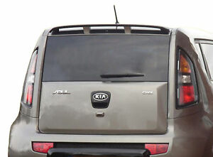 Painted Rear Wing Spoiler For A Kia Soul Factory Style 2010 2013