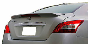 Painted To Match Rear Wing Spoiler For A Nissan Maxima Factory Style 2009 2015