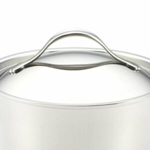 Anolon Nouvelle Copper Stainless Steel Sauce Pan