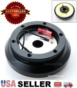 Steering Wheel 1 5 Short Hub Adapter For 200sx 240sx 300zx Altima Maxima Sentra
