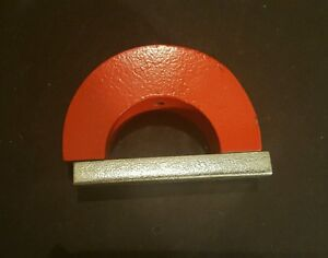 Eclipse Magnetics Anico Horseshoe Magnet 1 11 16 L X 3 W X 1 Thickness