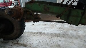John Deere Ar ao Front End Support A2614r