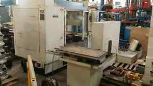 Fadal Vmc 4020ht 906 1 Cnc With Chip Removal Pallet Changer Ready To Work
