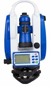 Digital Electronic Surveying Theodolite With 2 Second Accuracy Clearance Sale